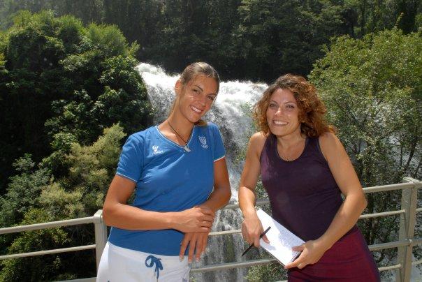 Gabriella Bascelli canottiera italo-sudafricana Olimpiadi Pechino 2008