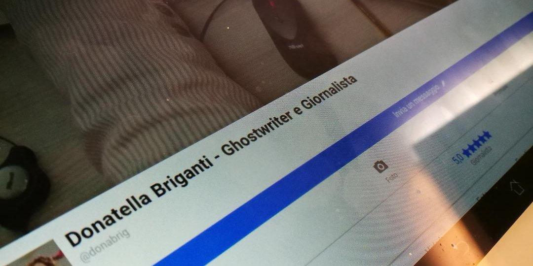 foto mio profilo fb ghostwriter