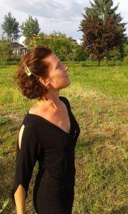 Stefania Rossini mamma imprenditrice che ha allattato e autoproduce tutto in modo biologico in casa