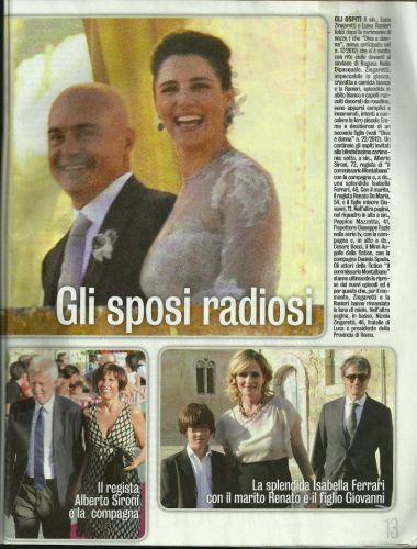 Matrimonio Zingaretti Ranieri Diva e Donna 4