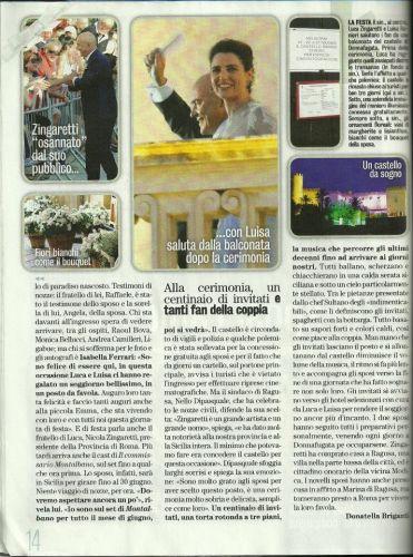 Matrimonio Zingaretti Ranieri Diva e Donna 5