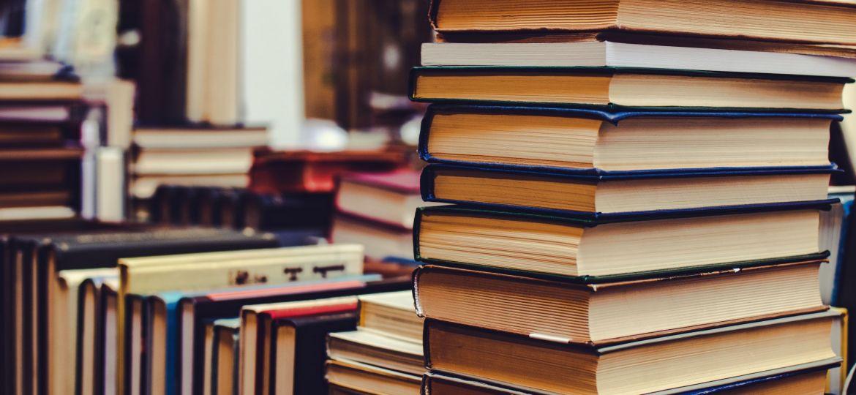 Montagne di libri
