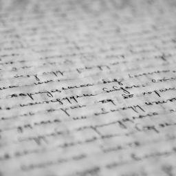 foglio scritto